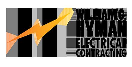 hyman logo silver spring electrician